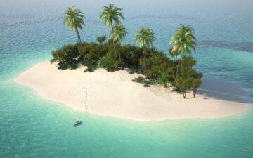 På en øde ø