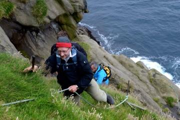 insulinpumpen er vigtig på klatreture