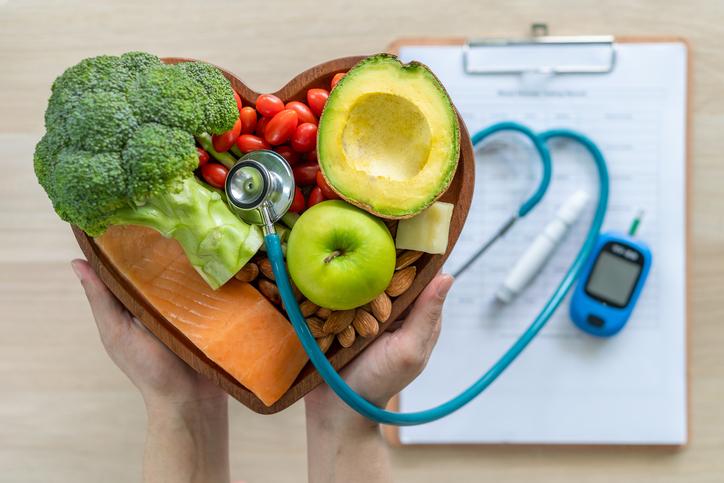 Sund mad kan forhindre diabetes komplikationer