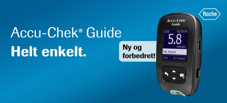 Accu-Chek Guide Helt enkelt