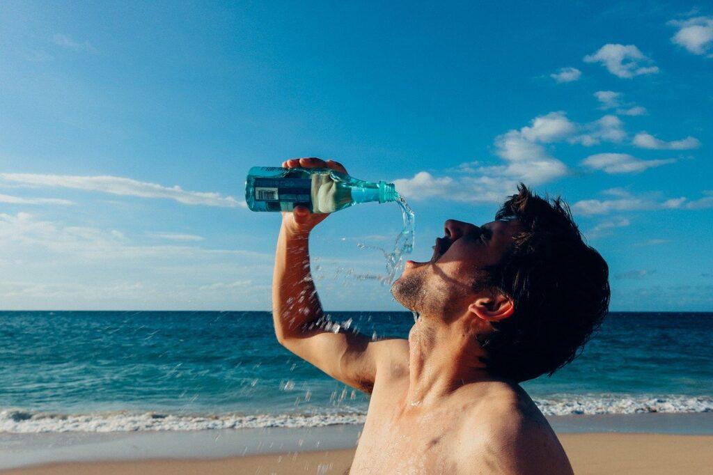 tørste er et typisk symptom på diabetes
