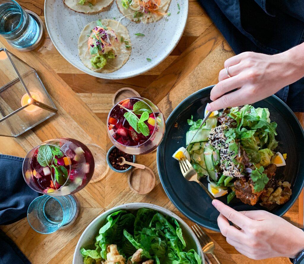 5 gode tips til at sænke langtidsblodsukkeret, Små og regelmæssige måltider