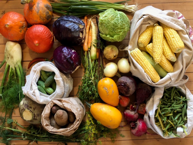 Fermentering af grøntsager