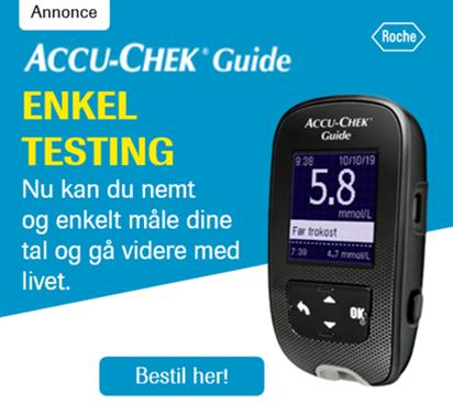 Bestil Accu-Chek Guide